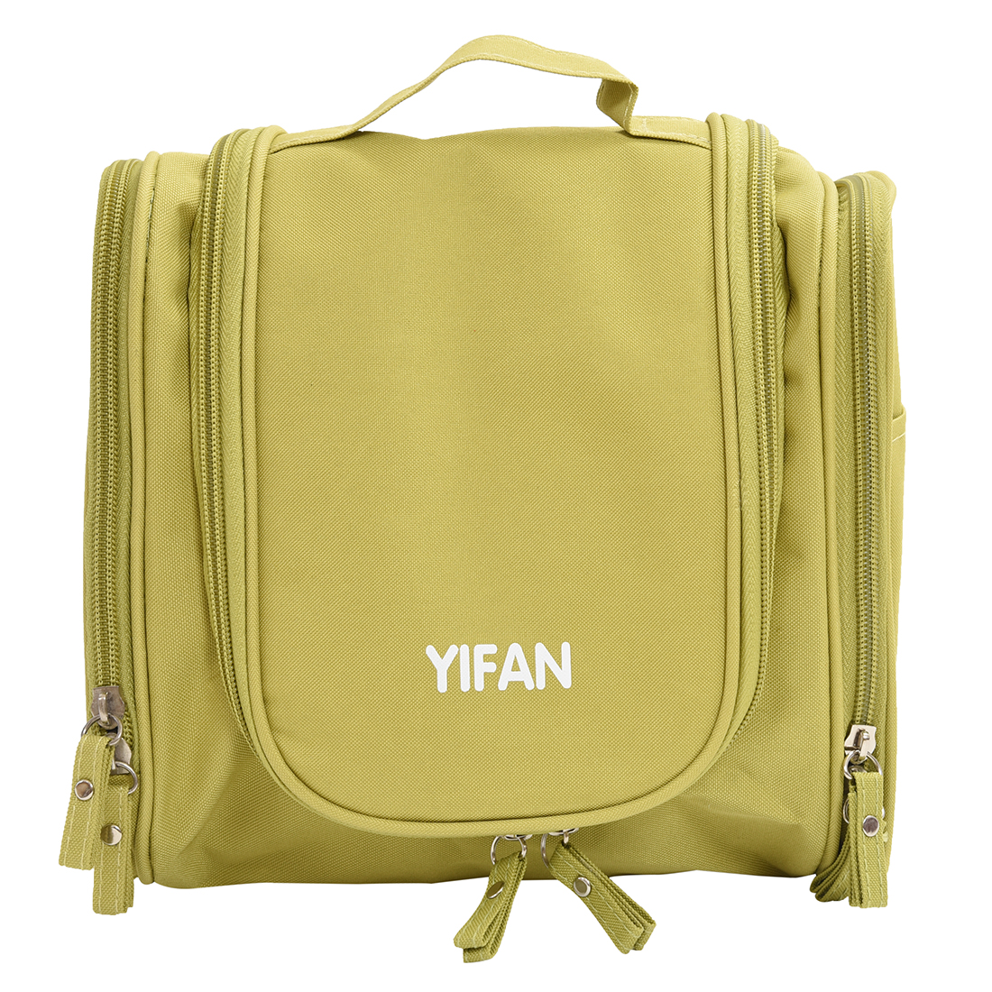 yifan New Travel Toiletry Wash Cosmetic Bag Makeup Storage Case Hanging Grooming