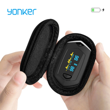 Yonker Medical Family Sports Finger Pulse Oximeter Blood Oxygen Saturation SPO2 Rechargeable Pediatric Pulse Oximeter outdoor yongrow medical infant finger pulse oximeter pediatric spo2 blood oxygen saturation meter neonatal children kids rechargeable