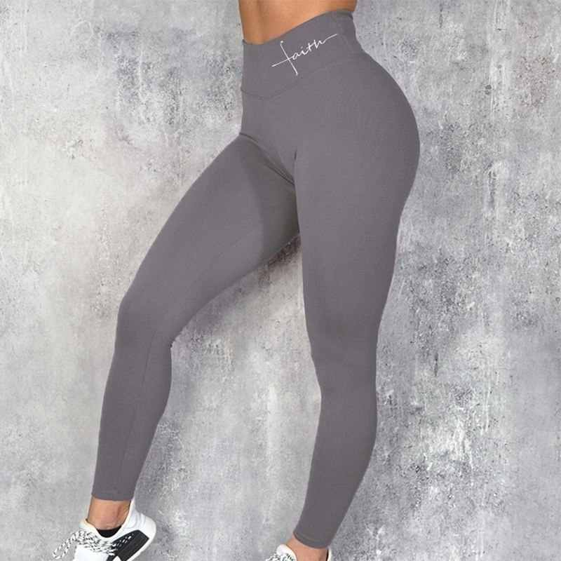 Laamei 2019 Push Up Leggings Vrouwen Workout Leggings Slim Leggings Polyester Hoge Taille Jeggings Vrouwen Potlood Broek