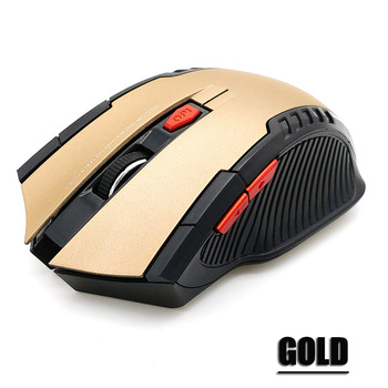 2.4GHz Wireless Mice With USB Receiver Gamer 2000DPI Mouse For Computer PC Laptop 3
