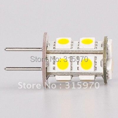 <b>LED</b> G6.35 лампы Освещение 13LED 5050smd лампа 12vac ...