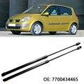 1 комплект  задние багажники  газовые стойки  амортизаторы  Пружинные опоры для Renault SCENIC 1999-2003