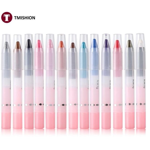 Nouveau 13 Pcs/ensemble Fard À Paupières Eyeliner Stylo Crayon Surligneur Glitter Étanche Beauté Maquillage