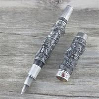 smooth ballpoint Pen School Office supplies roller ball pens high quality men women business gift pens students gift