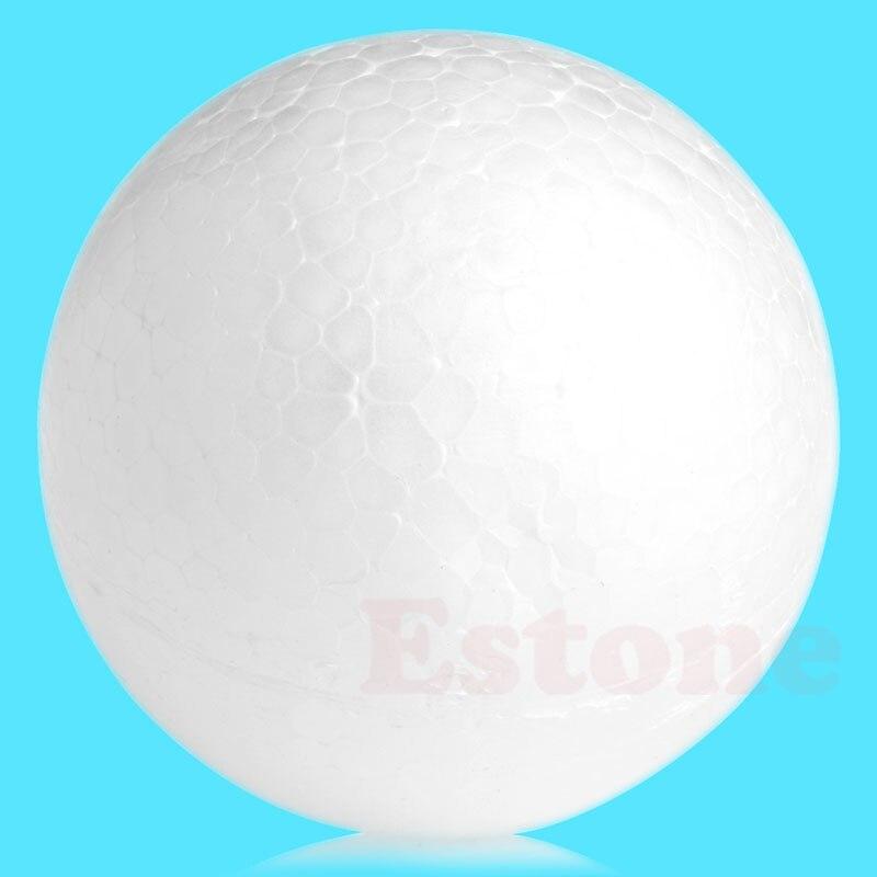 DIY моделирование пенополистирол пенопласт мяч креативный материал белый