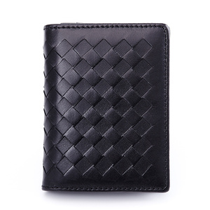 New Arrivals Premium 100% Sheep Skin Card Wallet Guaranteed 2020 Brand Designer Fashion Style Unisex Card Holders Factory Price(China)