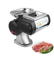 High Power Electric meat grinder Commercial meat slicer machine quality cooking appliances Free Shipping
