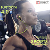 Magift5 Wireless Bluetooth Headset Stereo Sports Earphones With Micphone For Smartphones In Ear Bluetooth 4 1