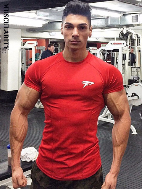 9310f057f915 MUSCULARITY Christmas Hot Sell 2017 Summer Top Gasp T Shirts Men Muscle Men  Shirt Fitness Bodybuilding Man Short Sleeve Tees