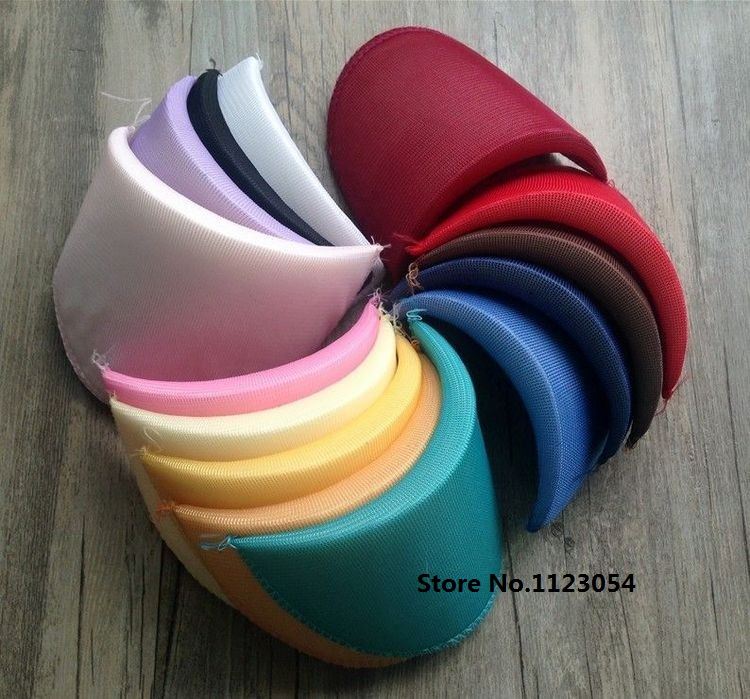 Wholesale 20pairs 1.2cm Soft Padded Shoulder Padding Encryption Foam Shoulder Pads for Blazer/Tshirt Clothes Sewing Accessories ...