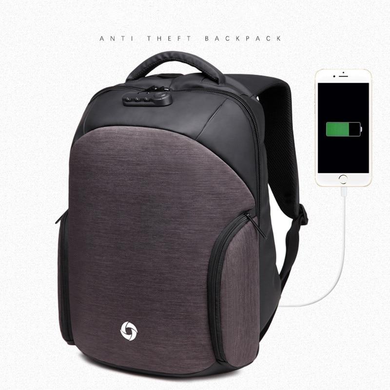 Backpack Men Travel Bag Laptop Anti-thief Multifunctional Waterproof Backpack Rain Cover School Computer Luggage Large Capacity все цены