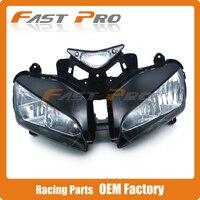 Motosiklet farları Far Başkanı Işık lamba donanımı Honda CBR1000 RR CBR1000RR 04 05 06 07