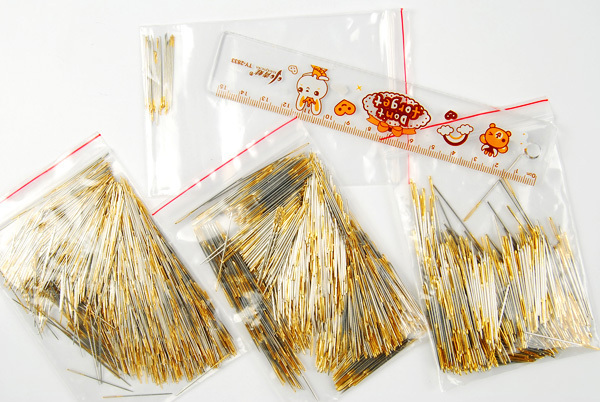 oneroom wholesale accessories for cross stitch needles, embroidery needles 28# 26# 2# 22# 18CT 16CT 14CT 11CT 9CT 100PCS