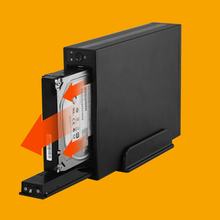 External Metal Storage Enclosure for HDD 3.5inch USB3.0 for Hard Drive Disk SATA