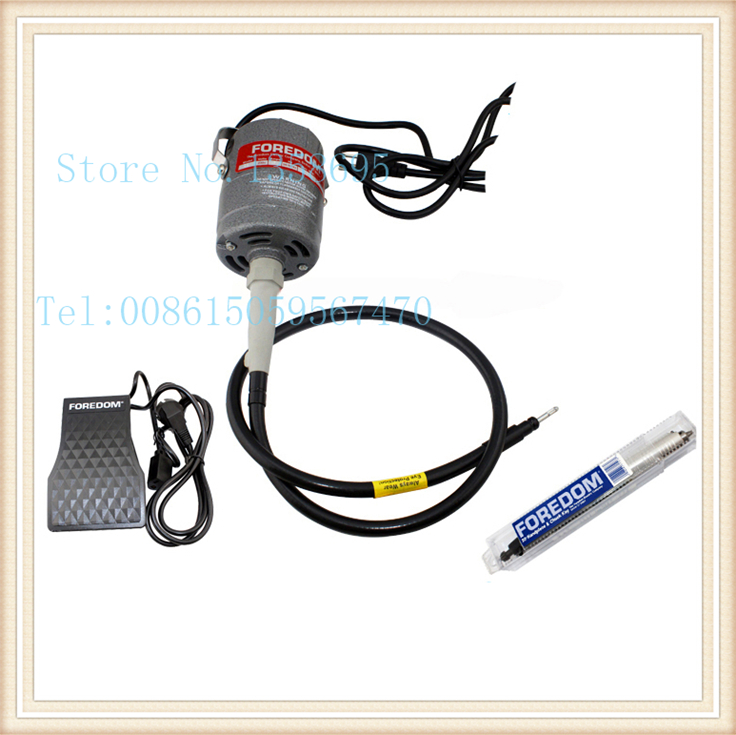 Foredom CC30 Power Tool Shaft Grinder, watch polishing machine, hanging flexible shaft machine, grinder tool kit, jewellers tool