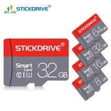 High Quality Micro SD Memory Card 4G 8G Microsd cards 16GB 32GB 128GB 64GB class 10 Micro SD TF card Pendrive Flash card