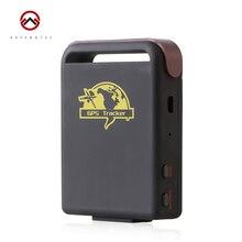 GPS Tracker Xexun Localizador Personal que sigue el Dispositivo Tk102-2 Tiempo En Espera 120 horas de Alarma Antirrobo de Seguimiento Web Gratuito de Por Vida