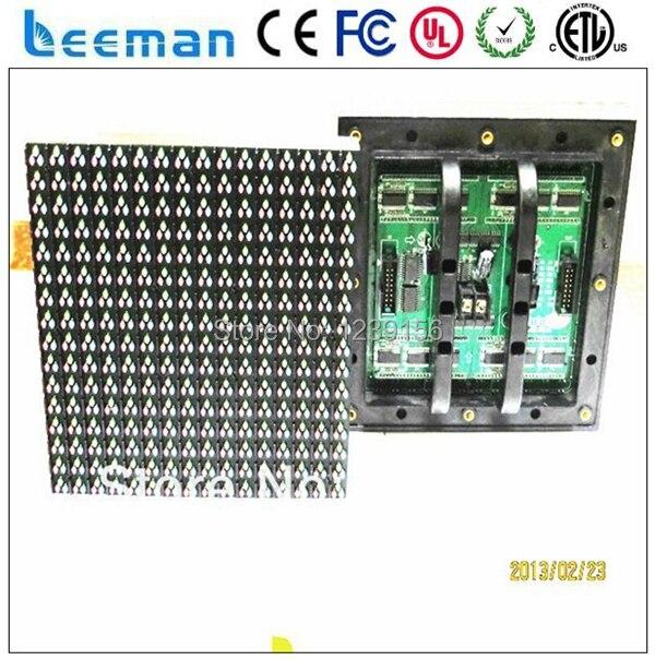LEEMAN P10 RGB 16x16 led board ---Full Color P4 P5 P6 Digital Signage LED Display Outdoor