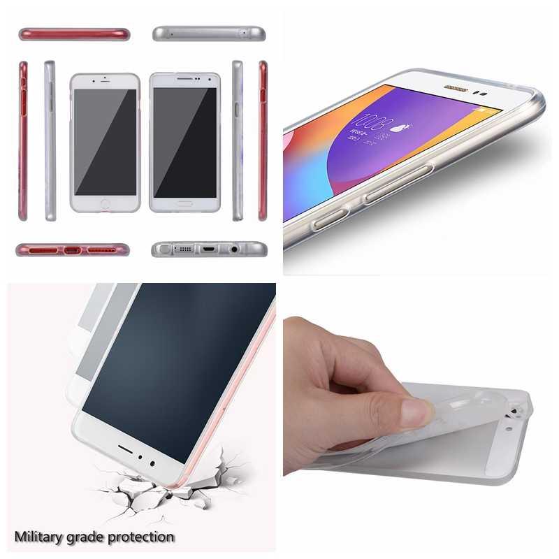 ل LG G6 حافظة ثلاثية الأبعاد لينة بولي TPU غطاء سيليكون Coque ل LG قضية الهاتف الغطاء الخلفي ل LG G6 G 6 H870 Fundas واقية ل LG G6 كابا