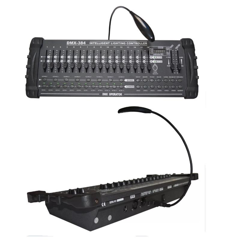American DJ Dmx Operator 384 Light 384 Channel Lighting Controller Limited Stock