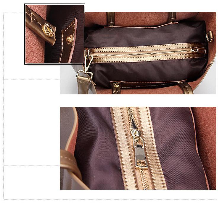 Natural IOW حقيبة أنيقة 30