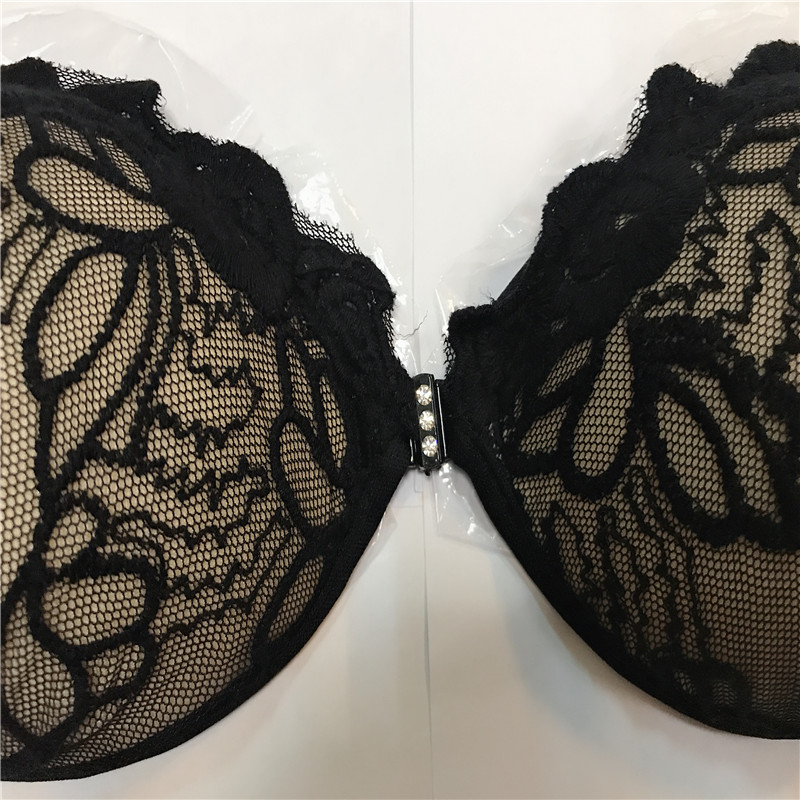 Women lace push up bra