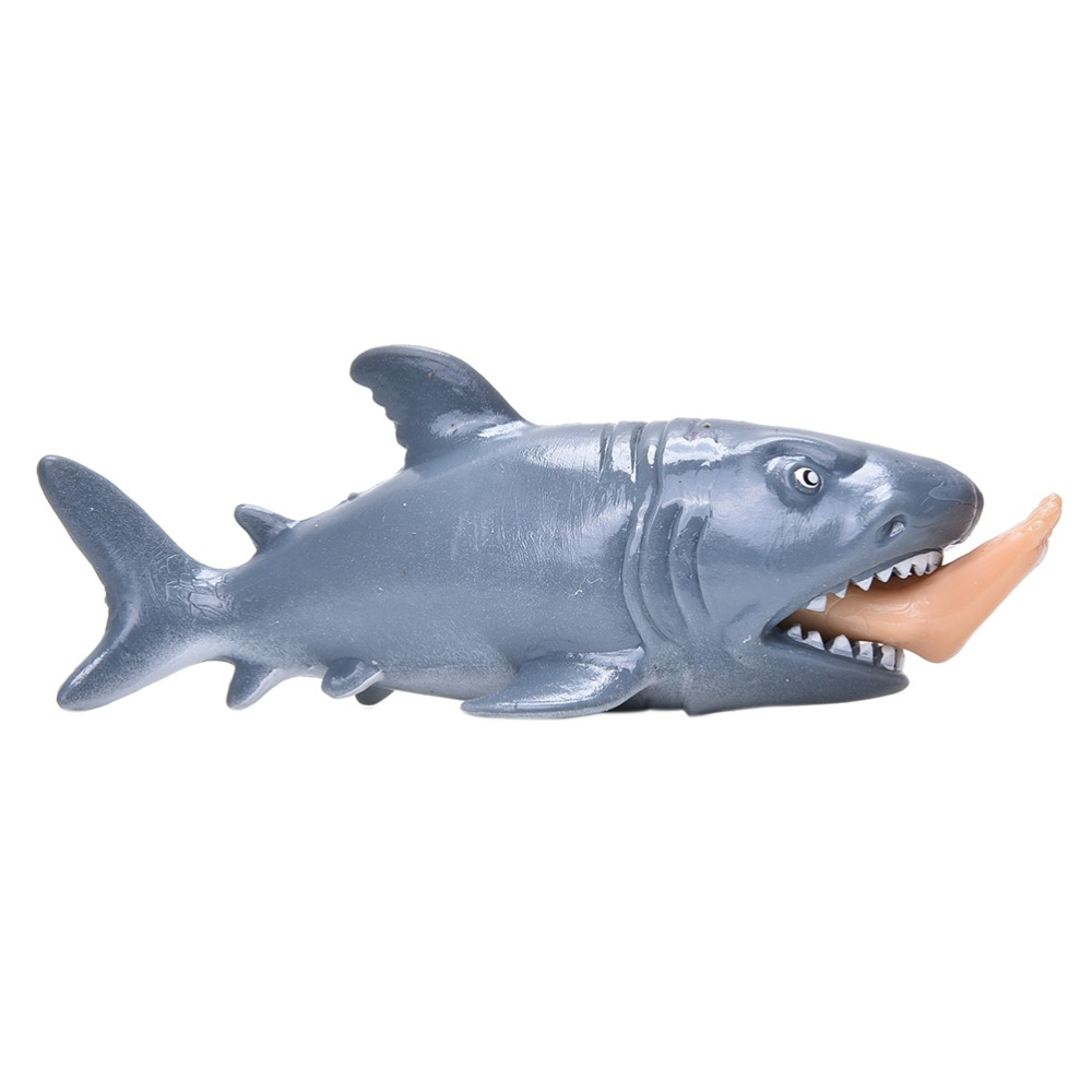 Пластик Игрушки-приколы игрушка Акула squeeze снятие стресса Давление снижение анти-стресс игрушка 1 шт.
