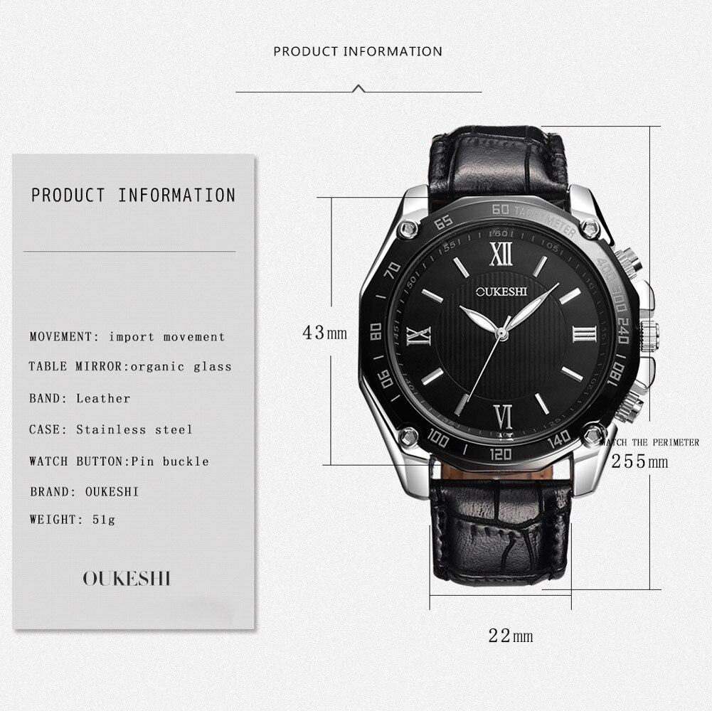 Men Luxury Stainless Steel Quartz Military Sport Leather Band Dial Wrist Watch relogio feminino erkek kol saati mens watches ресанта инверторный плазменный резак ипр 40