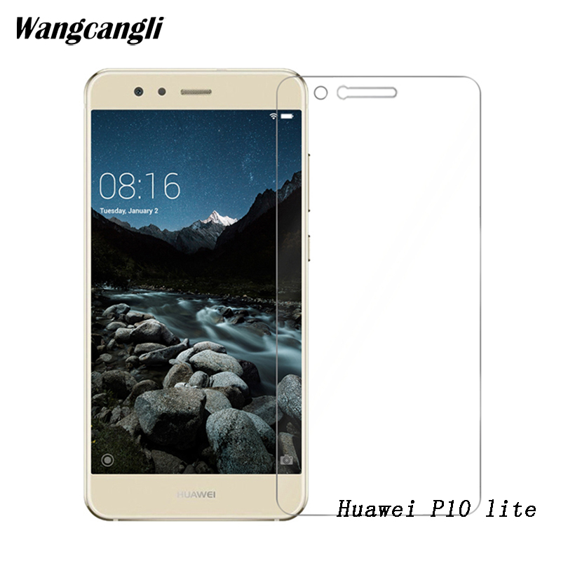 2.5D Tempered Glass for Huawei p10 lite glass on Screen Protector Phone Film screen protector