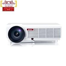New Günstige 5500 lumen 1280×800 HDMI Video Heimkino lEd96 Kino LCD 1080 P LED Voller HD Projektor Beamer holographische proyector
