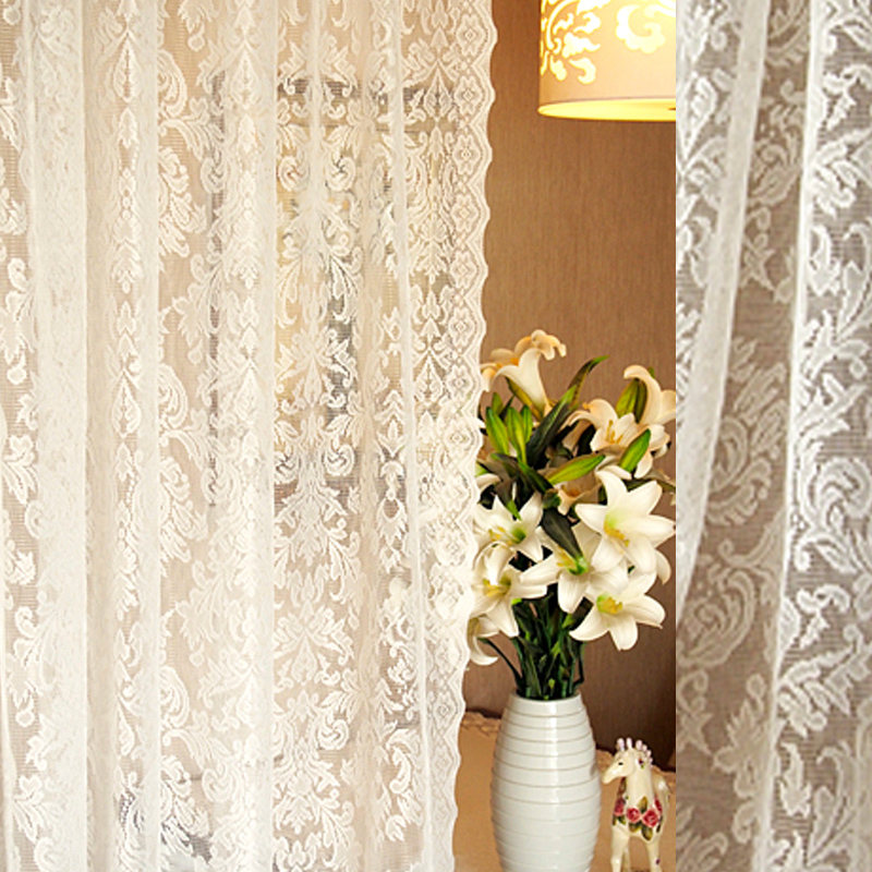 check MRP of lace curtains