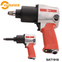 SAT1918 Air Pneumatic wrench 1/2 680N.M Impact Spanner Large Torque Pneumatic Sleeve Pneumatic Tools