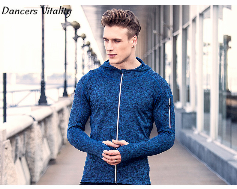 Wholesale-2017New Running Men Sports Suit Men s Sportswear Tracksuit  Basketball Soccer Fitness Training Jogging Suit for Mens Sport Set