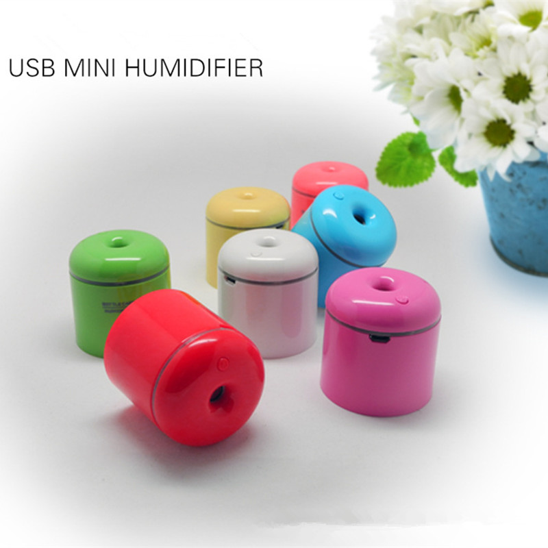 Lowest Price Water Bottle Cap Humidifier Portable USB Air Humidifier essential oil diffuser difusor de aroma Mist Maker Fogger аккумулятор craftmann для samsung galaxy note 2 n7100 3100mah craftmann