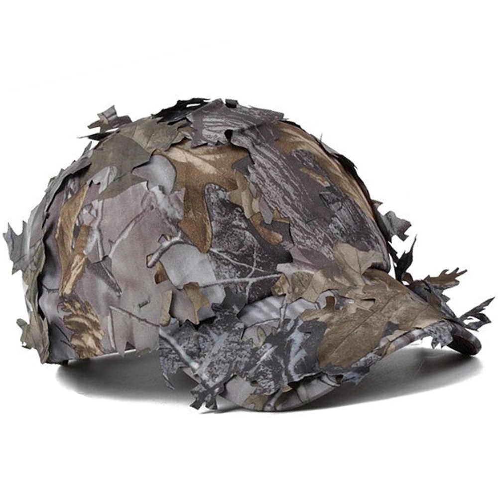 Cs 3d التمويه yowie قناص التكتيكية بيونيك موقع قراء الصيد الادسنس الملابس قبعة
