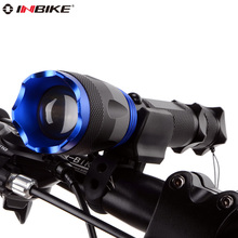 Inbike T6 bicycle lamp headlight mountain bike font b flashlight b font ride light font b