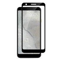 3D Ad alta allumina Temperato di Vetro Per Google Pixel 3A Copertura Completa 9 H pellicola Protettiva Protezione Dello Schermo Per Google pixel 3A XL