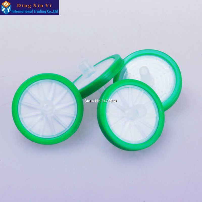 100PCS 13mm 0.22 / 0.45um NYLONM Filtrační membrána s filtrem - Školní a vzdělávací materiály - Fotografie 5