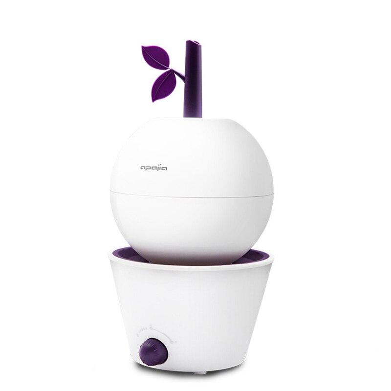 ФОТО 2015 Hot Sale 1.2L Ultrasonic Ionizer Humidifier LED Night Light Home Aromatherapy Air Diffuser Purifier Aroma Atomizer
