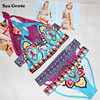 Genuine Brand New Red Swimsuits Set Women S Bikini Bathing Suits S M L Shipping