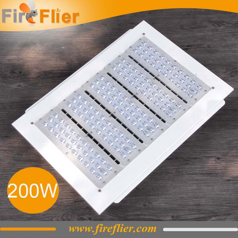 6pcs/lot 200W led canopy l& 180w explosion proof lighting led fixture recessed 120W 150W MHD workshop industrial fixtures 90W-in Floodlights from Lights ... & 6pcs/lot 200W led canopy lamp 180w explosion proof lighting led ...