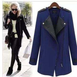 New Arrival Plus Size Fashion Jackets 2015 Women Casual Coats Jaqueta Feminina