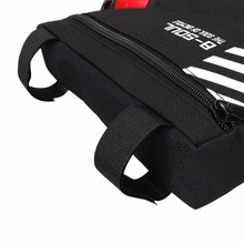 Triangle Cycling Bicycle Bag Front Tube Frame Bags Bike Pouch Holder Saddle Bag