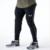 AthleticPants Pano de Treino dos homens Esportivos Calças De Algodão Homens Calças Basculador Marca Ativo 2016 Moletom Legging Inferior
