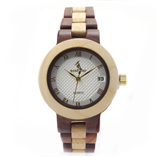 Luxury Fashion Wooden Watches for Women