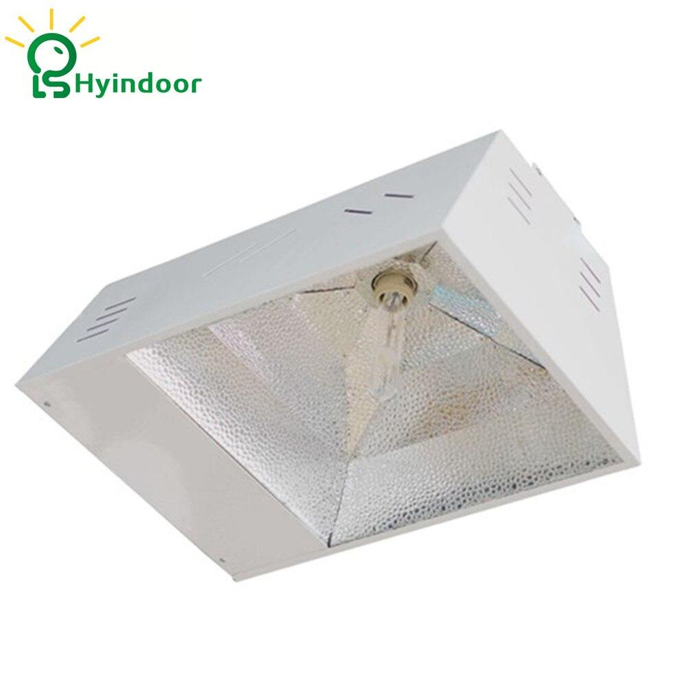 Cultiver la serre de tente 315 W CMH CDM cultiver le système de lumières avec la lampe de Ballast numérique couvre les nuances d'éclairage professionnel hydroponique