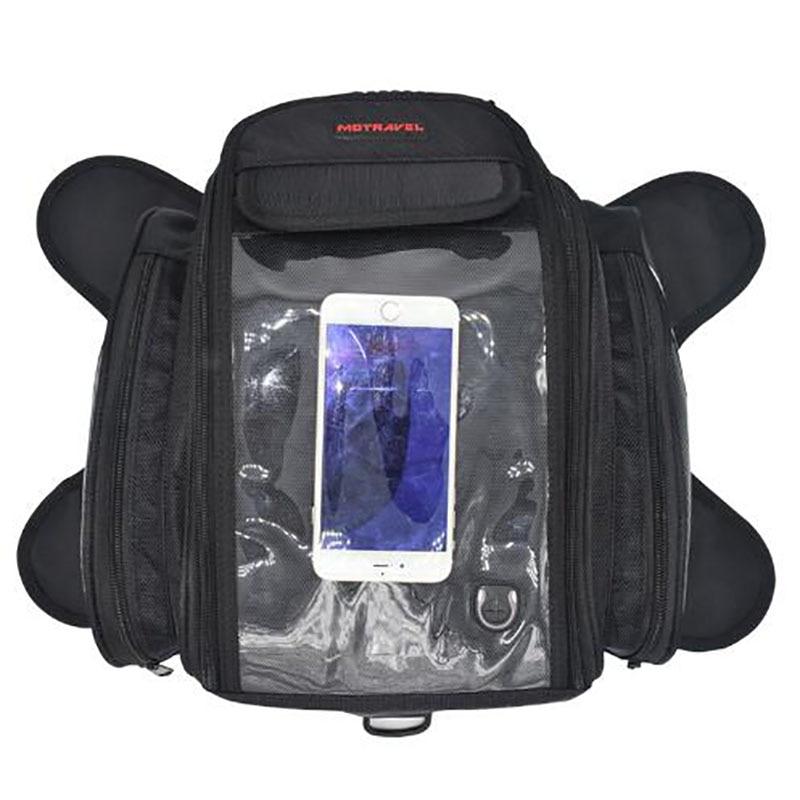 MOTRAVEL 28L Motorcycle Tank Bag Travelling Helmet Bag Tail Box Waterproof Moto Backpack Motorcycle Luggage Bags Tool Bag