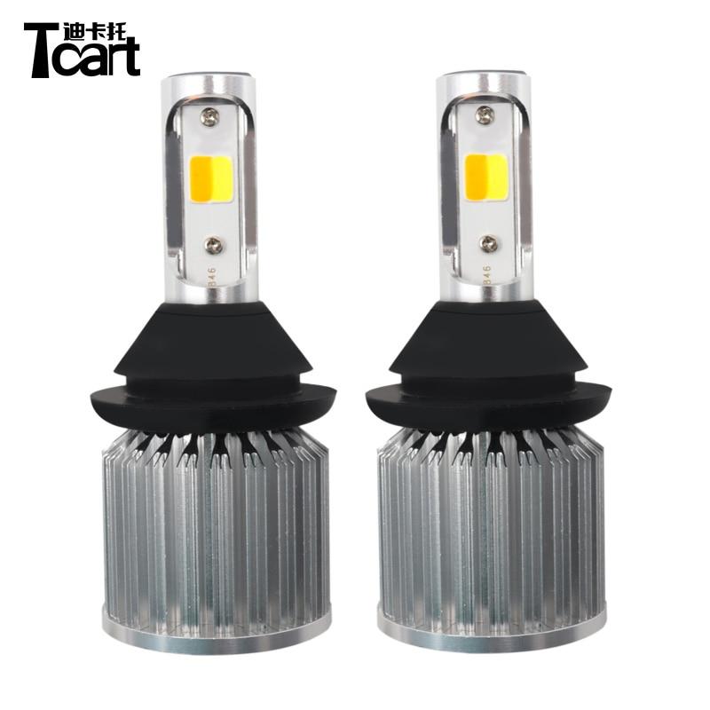T20 7440 30 W led cob feux de jour accessoires de voiture lampes de clignotant PY21WT20 7440 30 W led cob feux de jour accessoires de voiture lampes de clignotant PY21W
