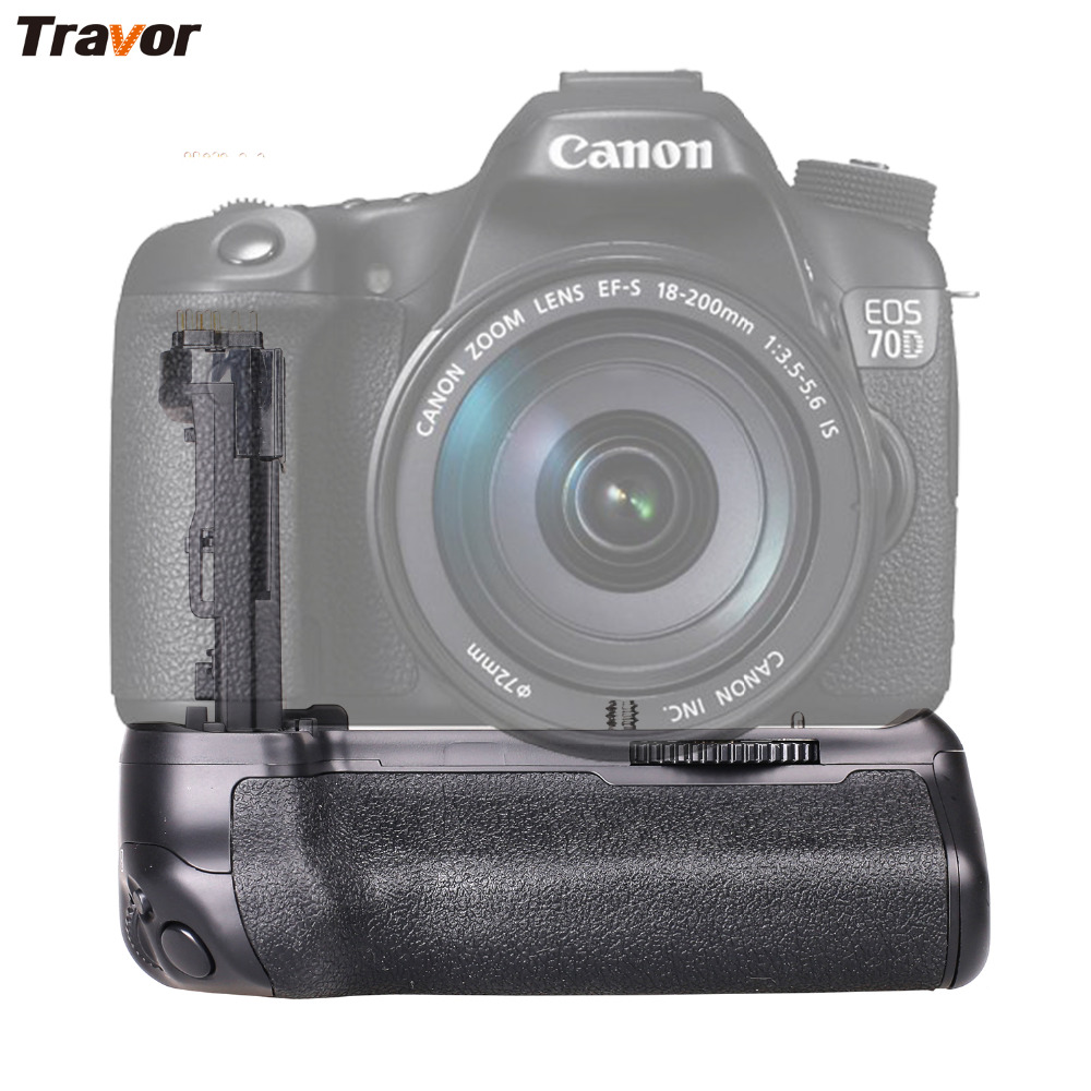 Professional Camera Battery Grip for Canon EOS 70D80D as BG-14