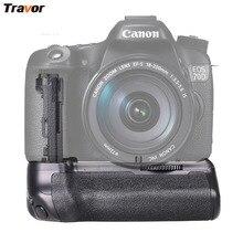 Профессиональная Ручка Камера Аккумулятор для Canon EOS 70D/80D как BG-14